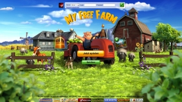 Strategie-Bauernhofsimulation Browsergame My Free Farm