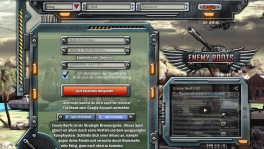 Action-Strategie Browsergame Enemy RooTs