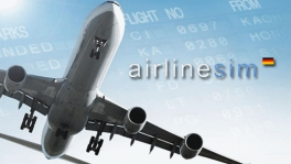 Strategie-Flugliniensimulation Browsergame AirlineSim