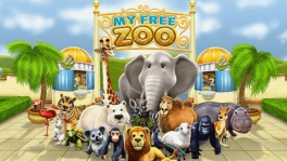 Strategie-Zoosimulation Browsergame My Free Zoo