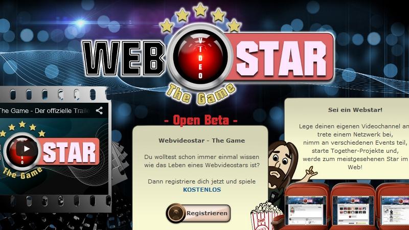 Browsergame Simulation