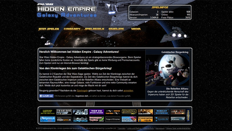 Hidden Empire Galaxy Adventures